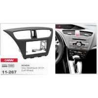 Переходная рамка CARAV 11-267 на HONDA Civic Hatchback 2012+ (Left Whe...