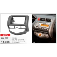 Переходная рамка CARAV 11-385 на HONDA Fit, Jazz 2002-2008 (Auto Air-C...