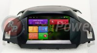 Штатная магнитола для Ford Kuga 2012+ Android 6.0.1 (Marshmallow) RedPower 31151 IPS