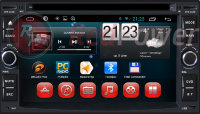 2DIN Android-магнитола 178x100  Redpower 18001