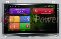 Штатная магнитола Mercedes Benz A / B Class Full Touch Redpower 21068B