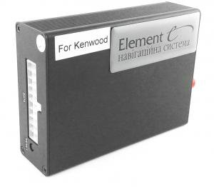element Навигационный модуль Element F100 (Kenwood, Pioneer, Universal) (Для магнитол Kenwood)