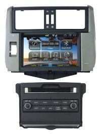 Штатная магнитола Synteco (Road Rover) Android на Toyota Land Cruiser Prado 150 2010+