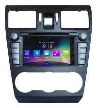 Штатная магнитола Synteco (Road Rover) Android на Subaru Forester, XV 2008+