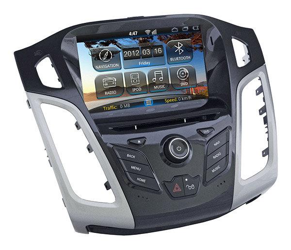 Автомагнитолы Ford Focus 3 на Android