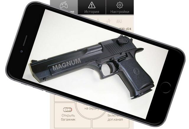Magnum - GSM-сигнализации украинского производства
