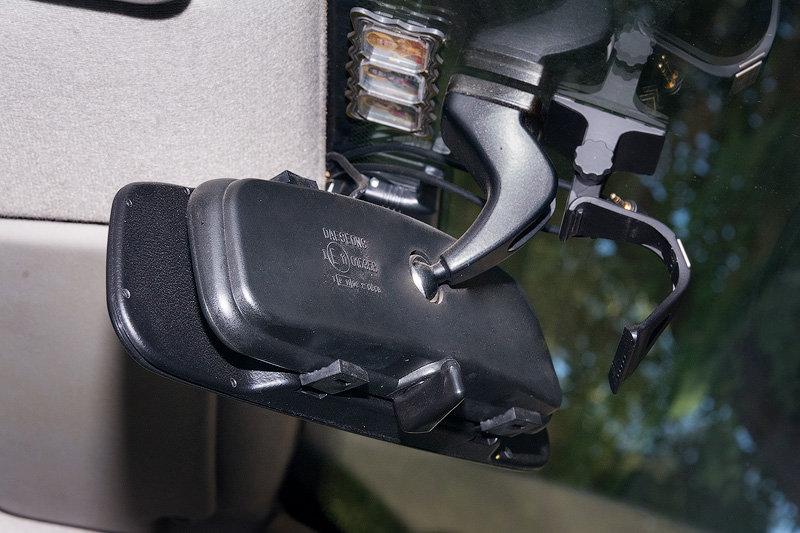 Зеркало-монитор Phantom RM-35