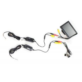 Беспроводной приемо-передатчик для камер заднего вида